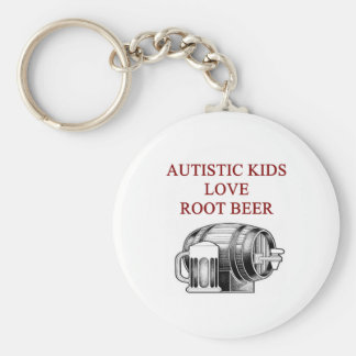 autism awareness design what autistic kids love key chain