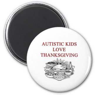 autism awareness design what autistic kids love magnets