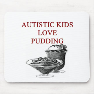 autism awareness design what autistic kids love mouse pad