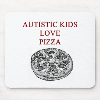 autism awareness design what autistic kids love mouse pads