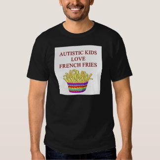 autism awareness design what autistic kids love tees