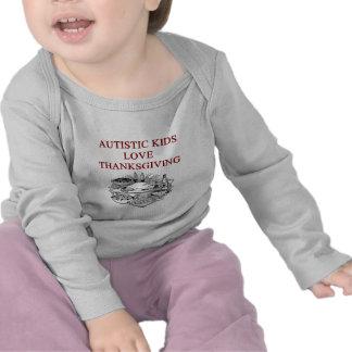 autism awareness design what autistic kids love t shirt
