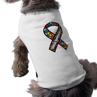Autism Awareness - Doggie T-Shirt