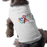 Autism Awareness - Faith, Hope, Love Pet Shirt