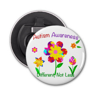 Autism Awareness Flowers