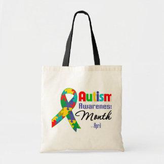 Autism Awareness Month Bags