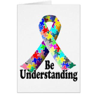 Autism Awareness Month Greeting Cards