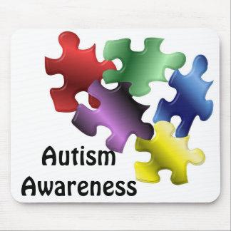 Autism Awareness Mouse Mat
