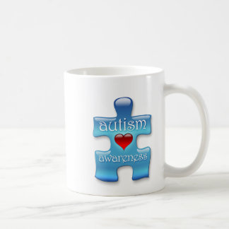 Autism Awareness Mug (B)