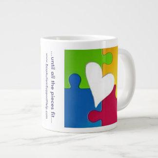 Autism Awareness Mug Jumbo Mug