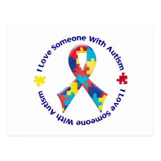 Autism Awareness Post Cards