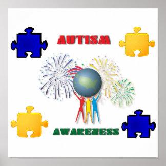Autism Awareness Print