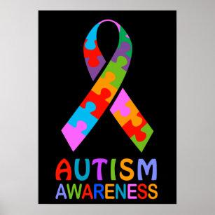 Autism Awareness Art Amp Wall D 233 Cor Zazzle Co Uk
