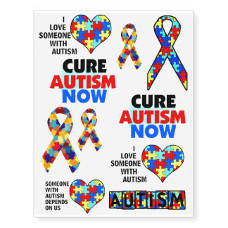 Autism Awareness Support Advocacy Educate Cure