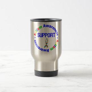 Autism Awareness Support Coffee Mug