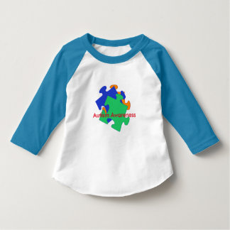 Autism Awareness Toddler Shirt