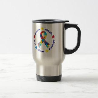 Autism Awareness Travel Mug