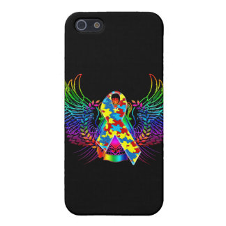 Autism Awareness Tribal iPhone 5/5S Covers