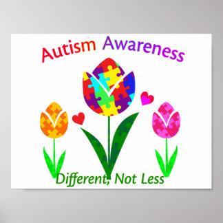 Autism Awareness Posters & Prints   Zazzle.co.uk