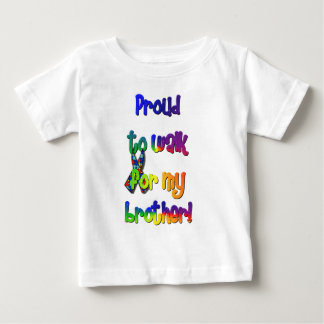 Autism Awareness Walker Baby T-Shirt