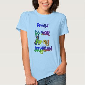 Autism Awareness Walker T-shirt
