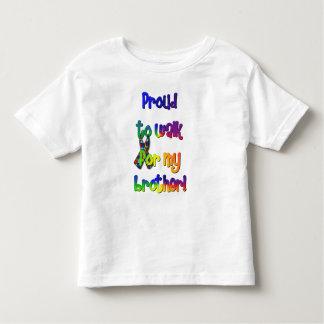 Autism Awareness Walker Toddler T-Shirt