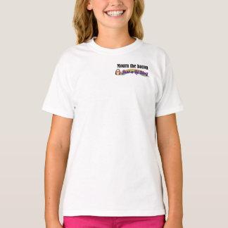 Autism Bacon Tragedy Kids Light T-Shirt