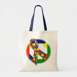 Autism Budget Tote Bags
