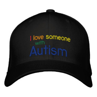 Autism Canvas Hat Embroidered Hat