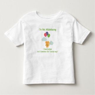 Autism Cat Toddler T-Shirt