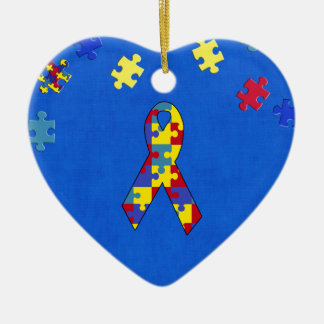 Autism Christmas Ornament