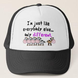 Autism Different Trucker Hat
