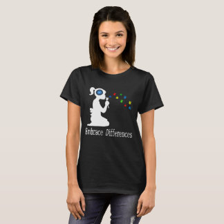 Autism Embrace Differences T-Shirt