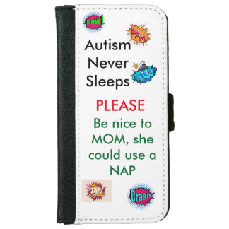 Autism funny saying phone case