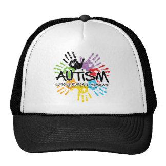 Autism Handprint Hat