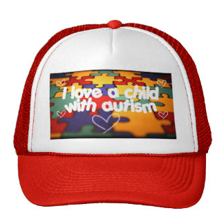 AUTISM HATS