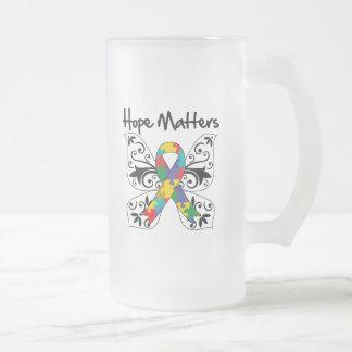 Autism Hope Matters Mug