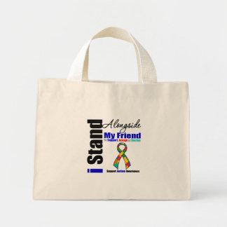 Autism I Stand Alongside My Friend Bags