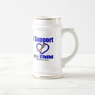 Autism I Support My Child Mug