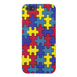 Autism iPhone 5/5S Cases