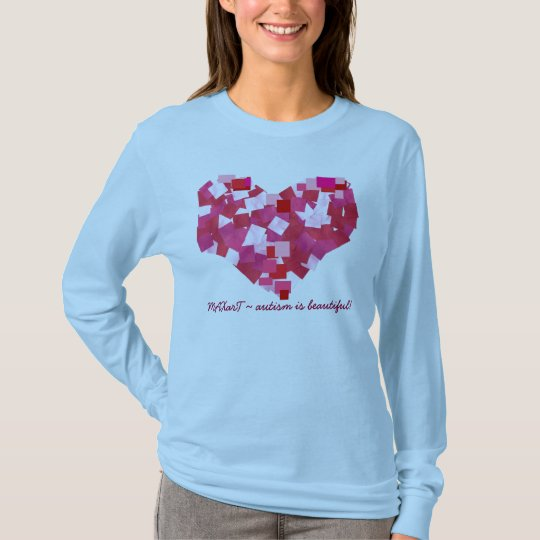 Autism is Beautiful! ~ LOVE 2011 T-Shirt