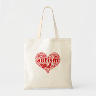 Autism Is Love Tote Bag
