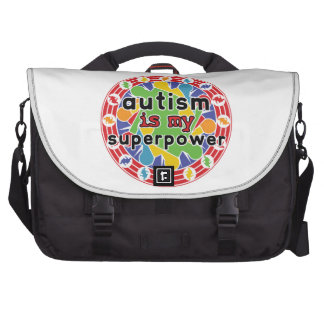 Autism is My Super Power Bags For Laptop