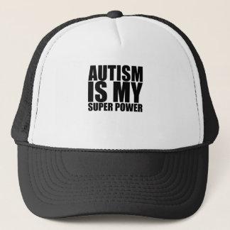 Autism Is My Super Power!.png Trucker Hat