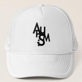 Autism (Jumbled Letters) Trucker Hat