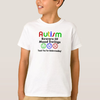 Autism Kids' BasicTagless ComfortSoft® T-Shirt