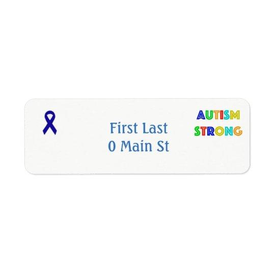 Autism Labels
