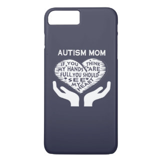 AUTISM MOM iPhone 7 PLUS CASE