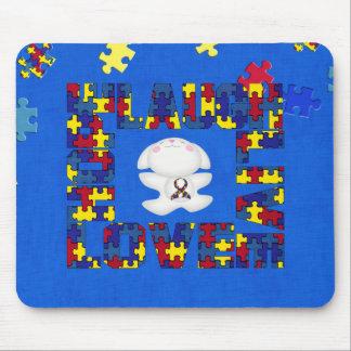Autism Mouse Mat