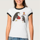 Autism Mum#2 Ladies Ringer T-Shirt